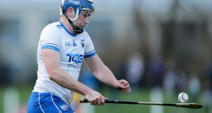 Stephen Bennett scored 12 points as Waterford dismantled Laois. Photograph: Laszlo Geczo/Inpho