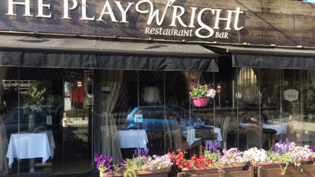 The Playwright in Marbella, Spain
