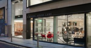 Us&Co  is renting out 271 desks in a high-end office scheme at 5 School House Lane in Dublin 2.