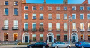 No. 46 and No 47 Merrion Square in Dublin 2 are producing a combined rent roll of €485,787 per annum but this will increase if a vacant mews is let.