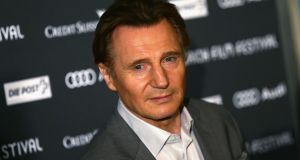 Liam Neeson: 'I did learn a lesson from it'. Photo: Vittorio Zunino Celotto/Getty Images for ZFF