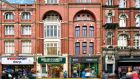 Numbers 16, 17 and 45 Henry Street: on the market through Savills at a price of more than €26 million.