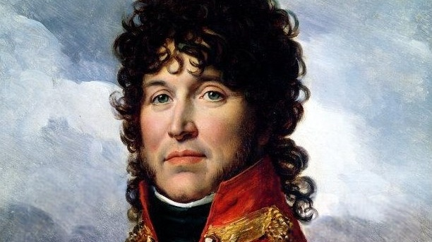 "Joachim Murat ""the Dandy King"" of Naples, brother-in-law of Napoleon Bonaparte and the ""First Horseman of Europe""."