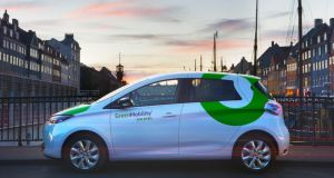 Green Mobility's Dublin scheme will be similar in scale to its operation in Copenhagen, which employs 35 full-time staff.
