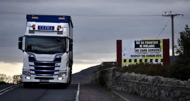 Border trade not covered by simplified 'no deal' customs