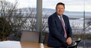 Sedgwick Ireland chief executive Malcolm Hughes. Photograph: Jason Clarke