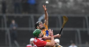 Shane  Golden's return to full fitness will add another dimension to Clare in the championship. Photograph: Tommy Grealy/Inpho