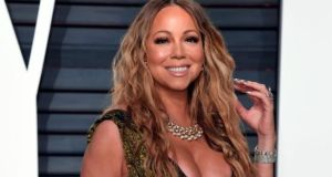 Pop singer Mariah Carey will play a concert in Dublin in May. Photograph: File/PA Wire