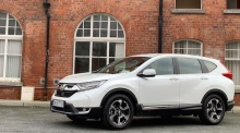 Our Test Drive: the Honda CR-V