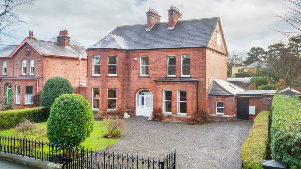 Northcote, 17 Temple Gardens, Rathmines, just sold for close to €3.95m