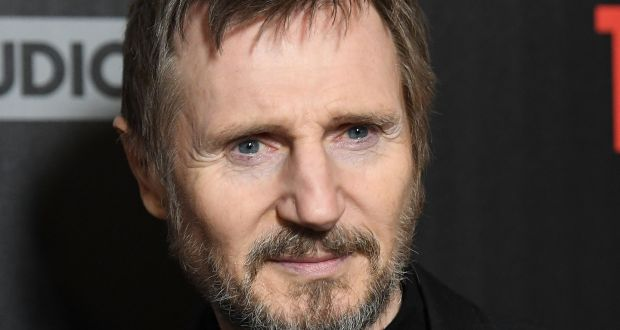 So has Liam Neeson got himself out of jail? Photograph: Angela Weiss/AFP/Getty Images