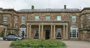 Among the new facilities that have been developed on the Hillsborough Castle site are a new cafe and tearoom which will open to the public from April 10th. File photograph: Frank Miller