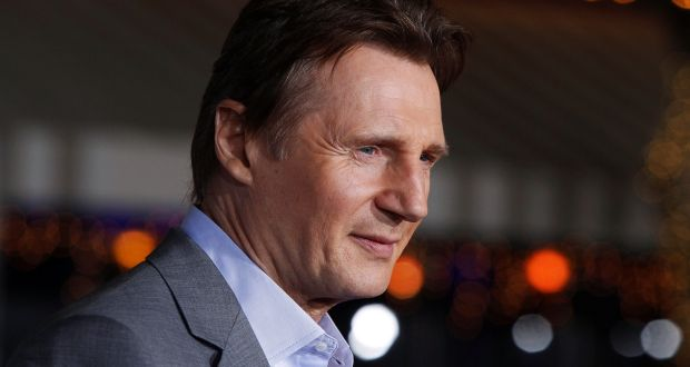 Liam Neeson told interviewer 'I'm not a racist'. Photograph: Fred Prouser/Reuters