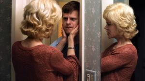 Nicole Kidman and Lucas Hedges in 'Boy Erased'