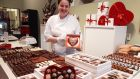 From Mayo with love: making chocolates for the Dutch on Valentine's Day