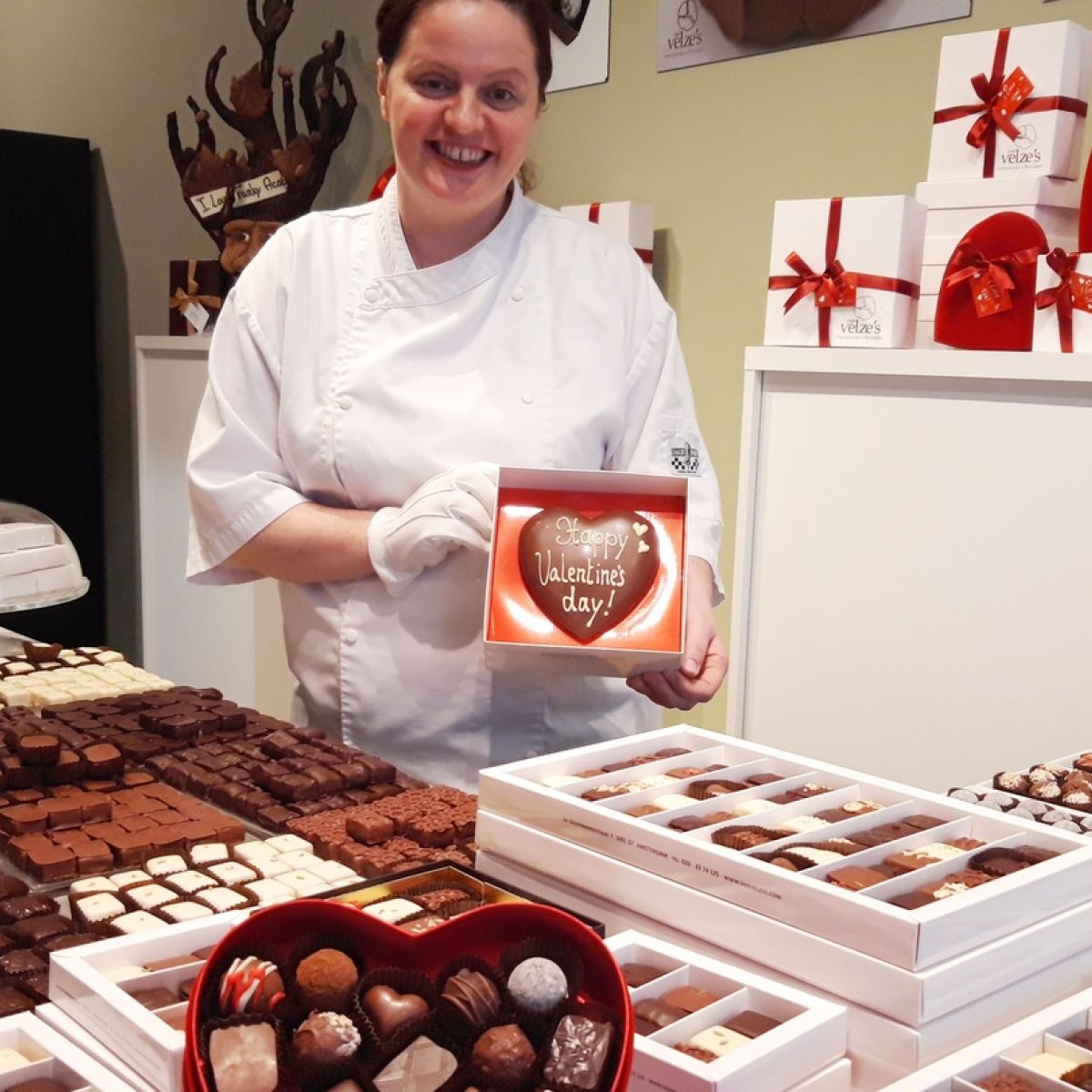 From Mayo With Love Making Chocolates For The Dutch On Valentine S Day