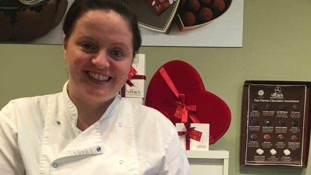 With love from Amsterdam: Mayowoman Deborah Kilroy makes chocolates in the Netherlands