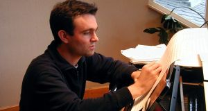 The Irish Chamber Orchestra's latest programme under opens under Jörg Widmann (pictured). File photograph