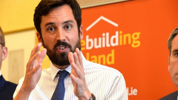 "Minister for Housing Eoghan Murphy: ""Rebuilding Ireland is hitting its supply targets"""