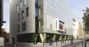 The Royal College Surgeons's new medical education building on York Street.   The RCSI is set to become the country's eighth university under legislation likely to pass through the Oireachtas shortly