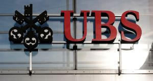 UBS has received approval from a London court to move up to €32 billion in assets to Germany. Photograph: Arnd Wiegmann/Reuters