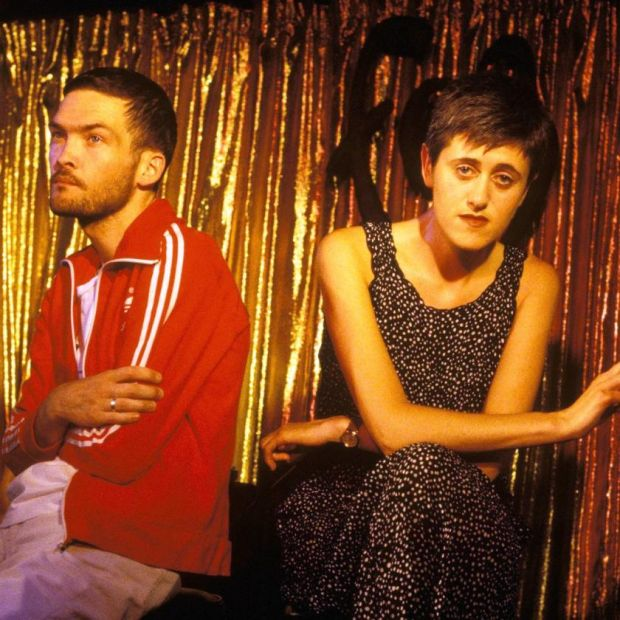 Everything But the Girl: Tracey Thorn with Ben Watt, her partner for more than 35 years