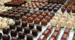 Belgian chocolates at a bargain price. Photograph: iStock