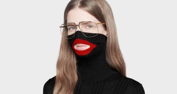 441b0a7a Gucci: the balaclava jumper that has been withdrawn from sale