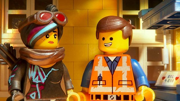 New this week: The Lego Movie 2