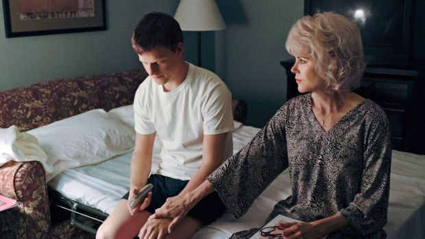 New this week: Lucas Hedges and Nicole Kidman in Boy Erased