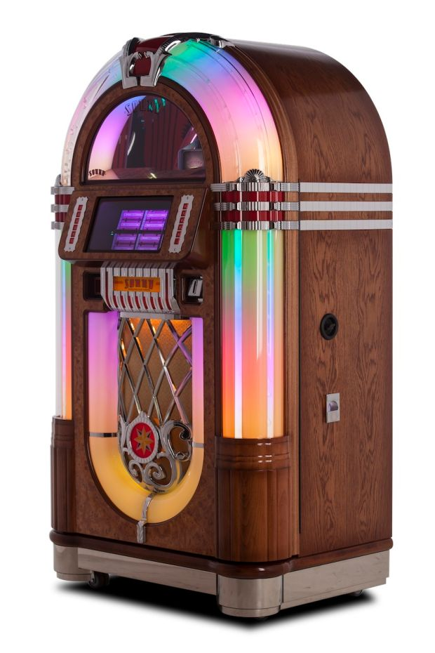 Expand your collection of technology which plays music with a jukebox. Prices from £6,000, from Sound Leisure