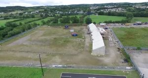 "Work on ""Donegal Stadium"". It   will not just be for Finn Harps, but for the wider football family in the county"