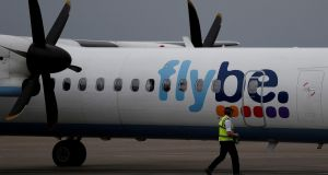 Flybe has agreed to sell operating assets to Connect Airways for £2.8m. File photograph: Phil Noble/Reuters