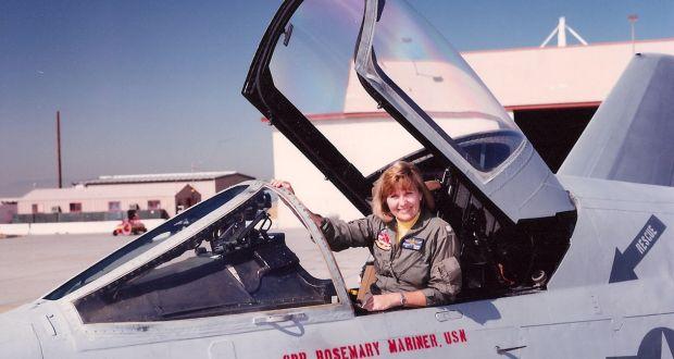 Rosemary Mariner obituary: trailblazing US navy pilot