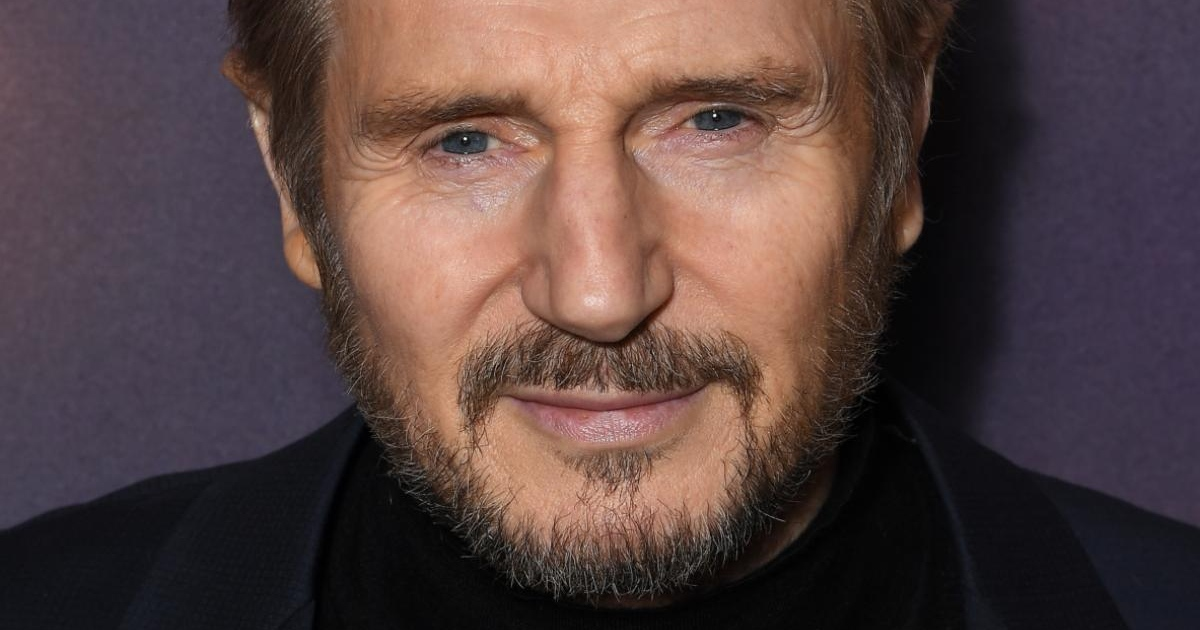 Liam Neeson. Photograph: Pascal Le Segretain/Getty