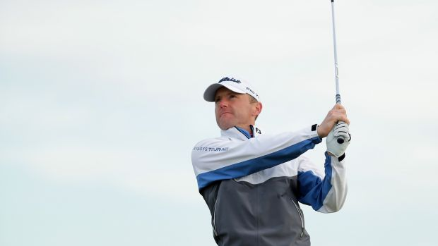 Michael Hoey is the leading Irish player at the Vic Open in Australia. Photo: Richard Heathcote/Getty Images