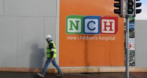 """The nurses are wrong to link their pay issues with the national children's hospital overrun – one is a massive one-off, the other an ongoing bill."" Photograph: Brian Lawless/PA Wire"