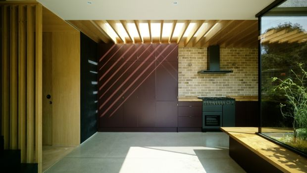Kitchen by Newmark Architects