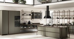 Scavolini Diesel Open Workshop kitchen