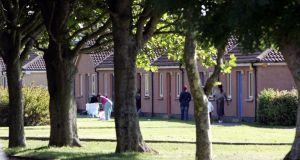 The Mosney direct provision centre in Co Meath. File photograph: Cyril Byrne