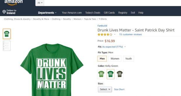 top selling t-shirts on amazon