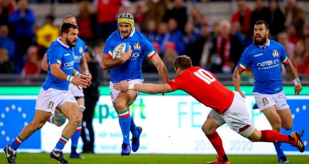 501531db Six Nations: Italy 15 Wales 26 (FT)