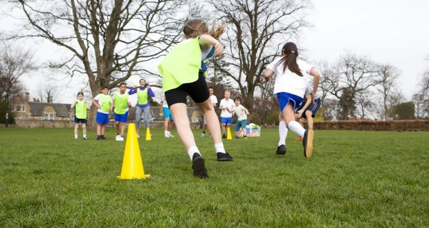 Fitness levels among students from age 15 onwards are declining significantly, especially among girls, according to latest studies. Photograph: iStock