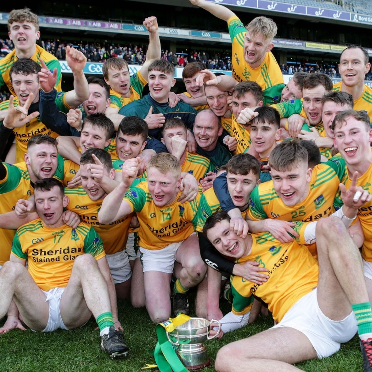 Castleblayney giddy at thought of two hurling worlds colliding