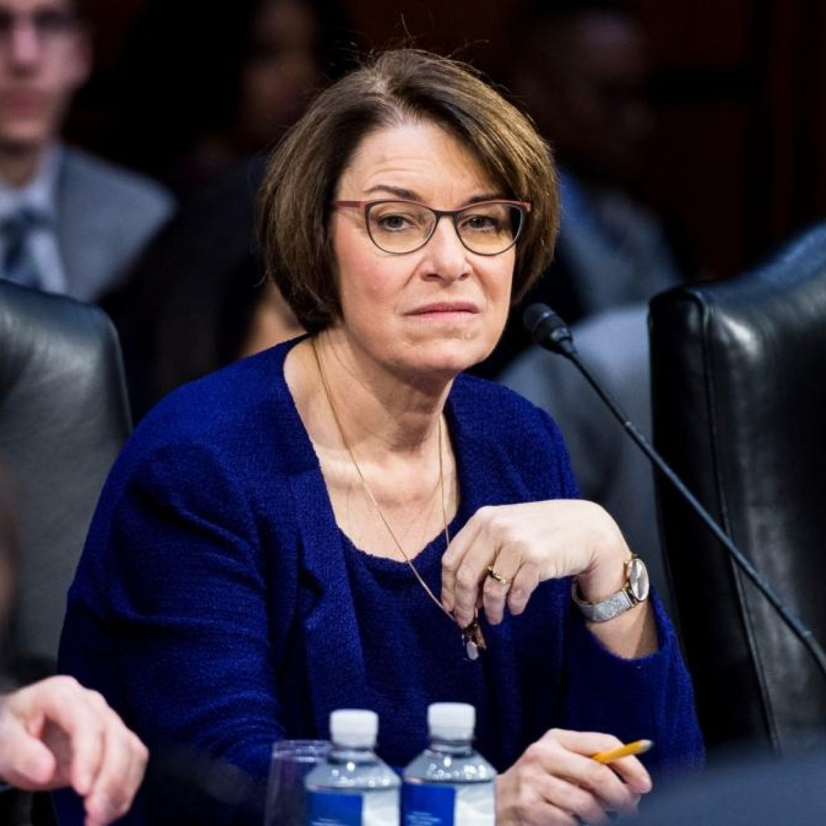 US senator Amy Klobuchar set to join widening presidential field