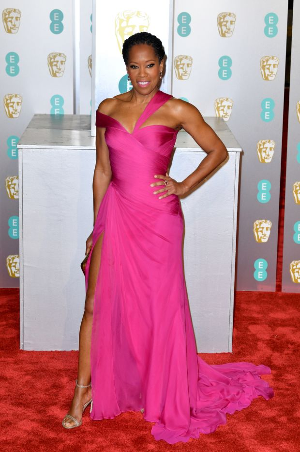 Regina King. Photograph: Pascal Le Segretain/Getty Images