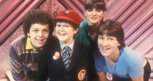 'It's Friday, it's five to five … It's Crackerjack!'