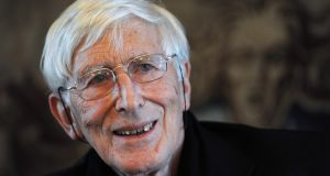 French cartoonist, artist and illustrator Tomi Ungerer  died at the aged 87. File photograph: Patrick Hertzog/AFP/Getty Images