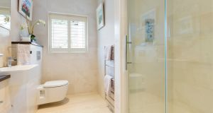 WC at 25 Mather Road South, Mount Merrion, Co Dublin