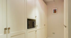 Pantry at 25 Mather Road South, Mount Merrion, Co Dublin
